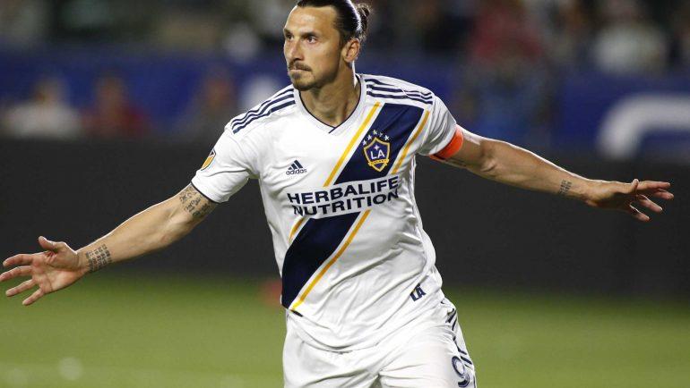 El mejor Gol de la MLS marcado por Ibrahimovic