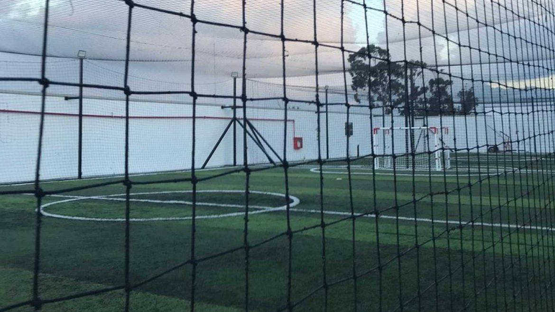 un espacio para el deporte